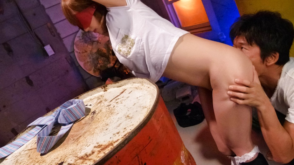 Mei Mitsarugi世界一の早漏まさかのコンドーム爆発出しても出しても止まらないザーメン膣内が特濃ザーメンで洪水状態にCroixオオツシ