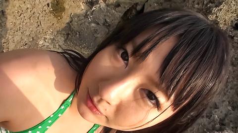 Megumi Haruka - Megumi Haruka menggigit bola dan menyebalkan kontol - gambar 1