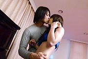 Fit Teen Megumi Shino Gets Slammed And Creampied Photo 2