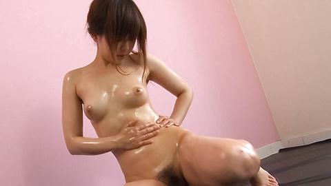 Miku Airi - เซ็กซี่สาวญี่ปุ่นผิววัยรุ่น มิคุ Airi งานเป่า -  8 รูปภาพ
