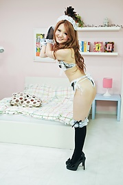 Sakamoto Hikari - Sakamoto Hikari ซนแสดงบาง พีช -  4 รูปภาพ