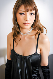 Yuria - Hottest solo session with sexy MILF Yuria - Picture 3