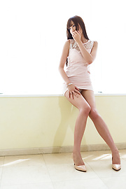 Anri Hoshizaki - Anri reveals her appetizing curves during hard sex  - Picture 9