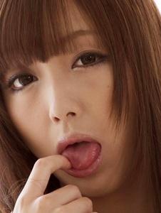 Anri Hoshizaki - Anri reveals her appetizing curves during hard sex  - Screenshot 12