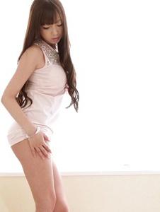 Anri Hoshizaki - Anri reveals her appetizing curves during hard sex  - Screenshot 6