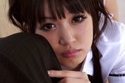 Young schoolgirl Kotomi likes to swallow warm loads of cream  Photo 12