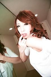 桜庭彩 - 外国人相手に本能剥き出しのプレイ - Picture 10